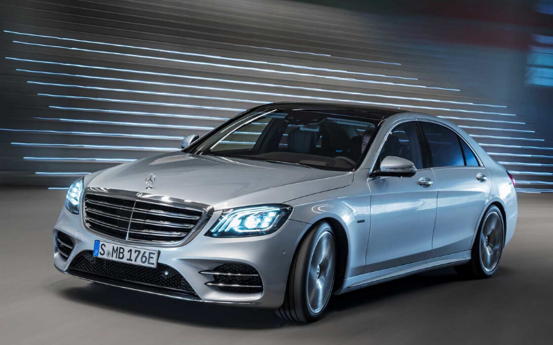 Daimler's Rumoured Rapid Electrification Strategy For Mercedes-AMG