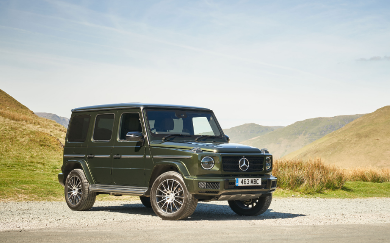 Mercedes-Benz Confirm An All-electric G-Class Wagon In The Works