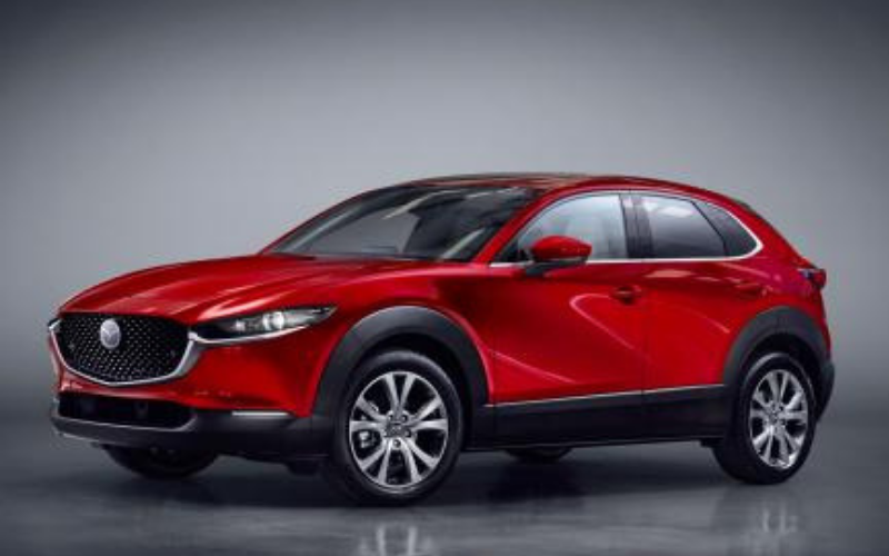 The New Mazda CX-30 Receives A 5-Star Safety Rating