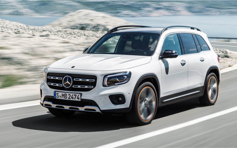 The Mercedes-Benz GLB Gets Top Marks In Euro NCAP Safety Tests