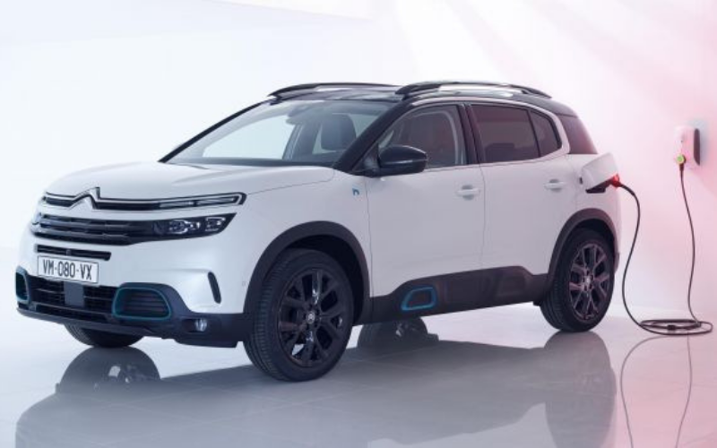 Citroen Launch The C5 Aircross Plug-in Hybrid