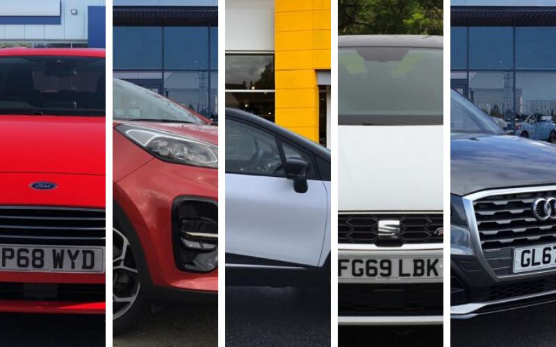 Bristol Street Motors: Used Cars Top Picks