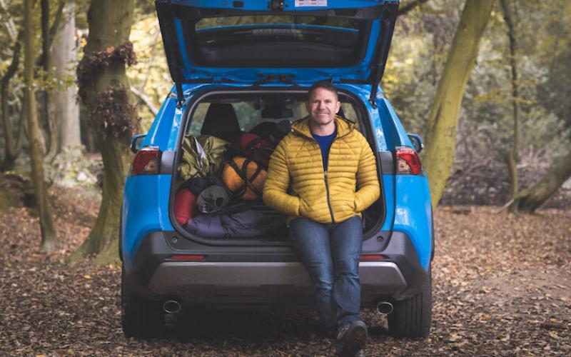 Steve Backshall's Toyota RAV4 Hybrid Adventures