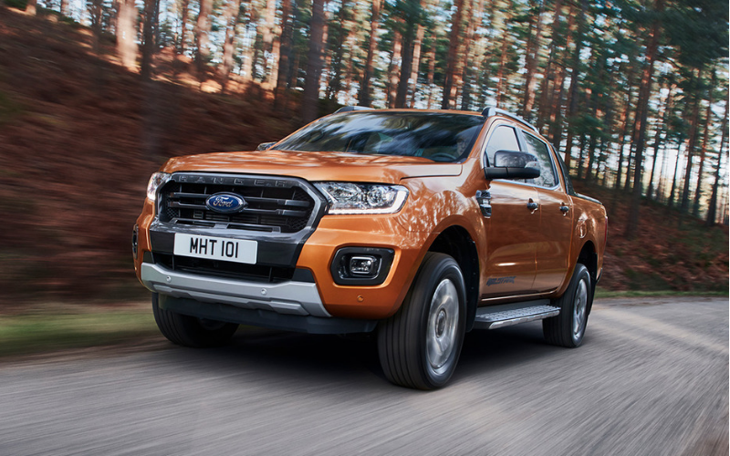 The Ford Ranger Wins the International Pick-up Award 2020