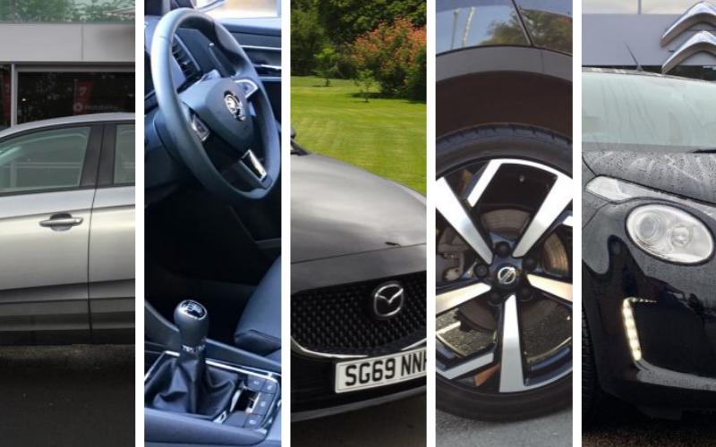 Used Cars Top Picks At Bristol Street Motors