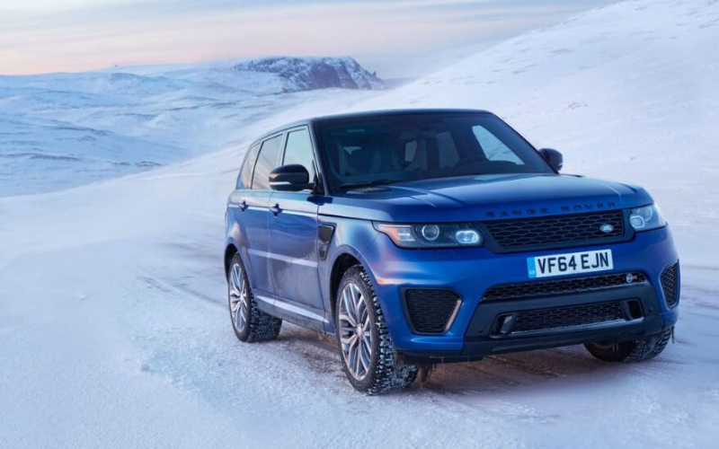 Land Rover Winter Driving Tips - Are You Ready?