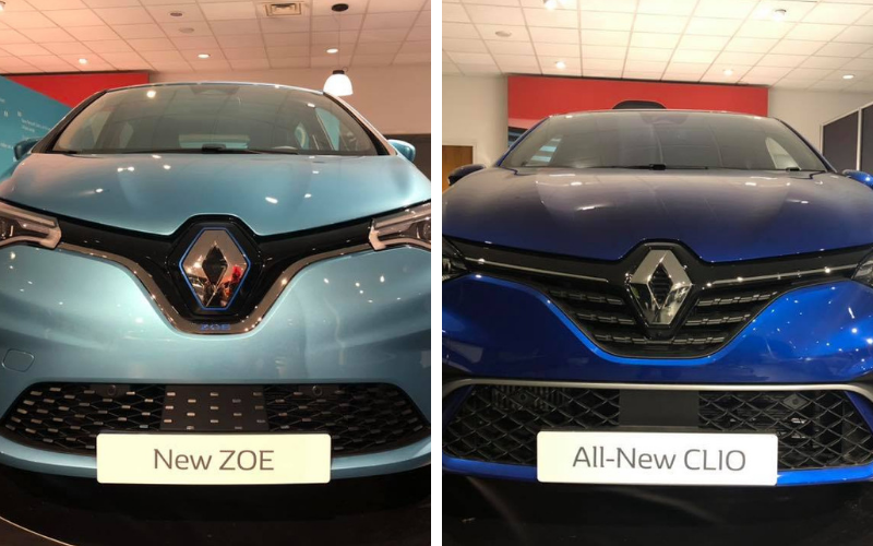 Bristol Street Motors Celebrates The Launch Of The All-New Clio And Zoe