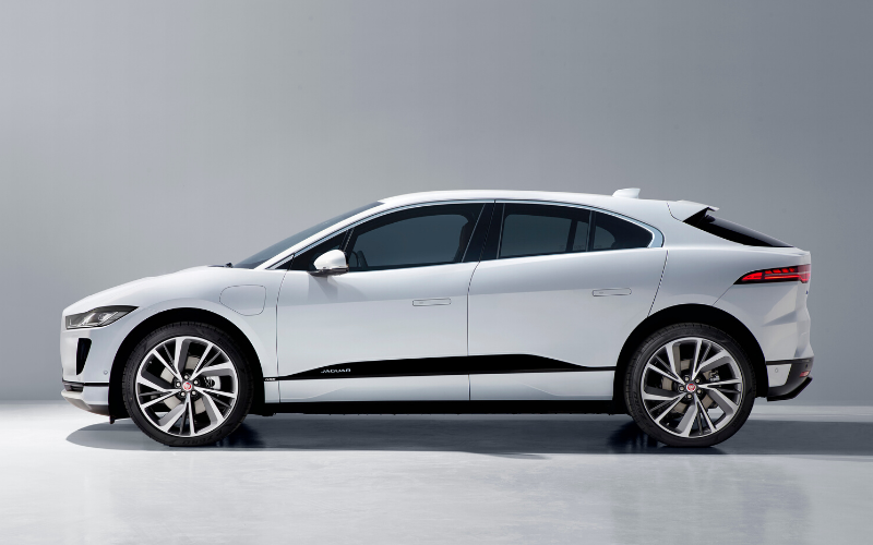 Jaguar I-PACE Wins Golden Steering Wheel Award For Best SUV