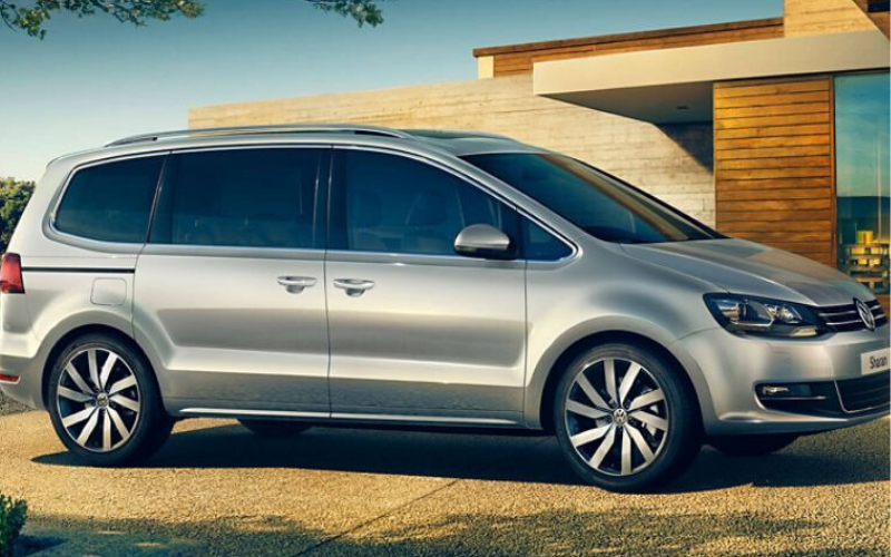 The Volkswagen Sharan Receives High Marks In Euro NCAP Safety Tests