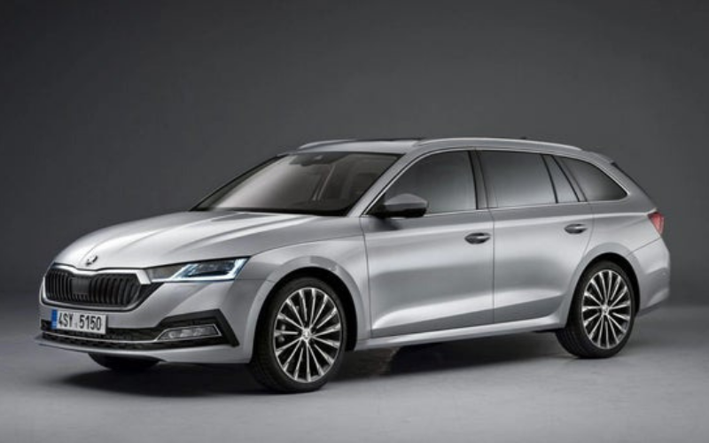 The Skoda Octavia Receives A Five Star Safety Rating