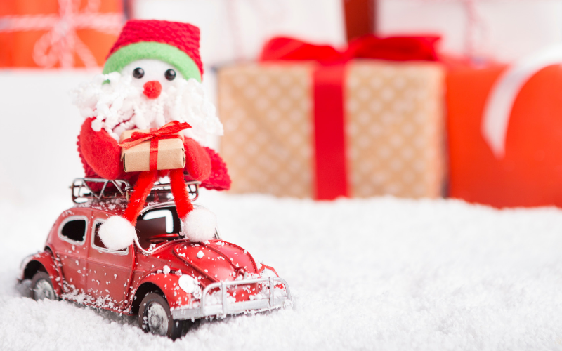 Top Christmas Gifts For Car Lovers