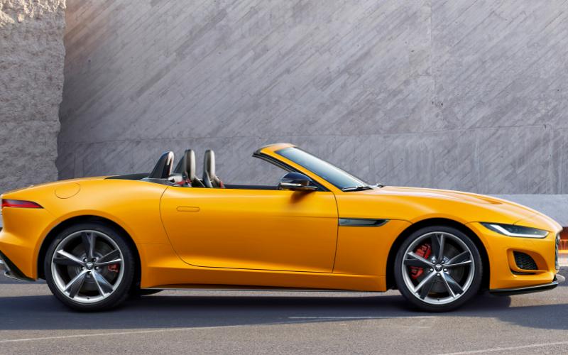 The Design Evolution Of The All-New Jaguar F-TYPE