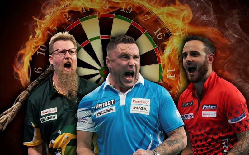 Vansdirect Hits The Treble With Darts Sponsorship