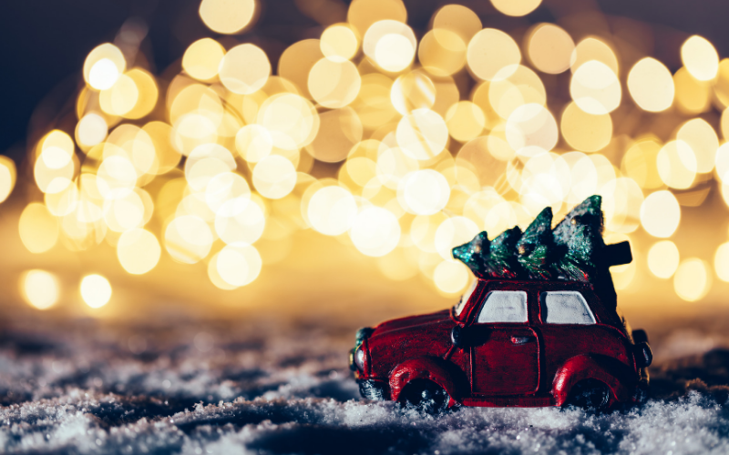 The Driving Home For Christmas Playlist