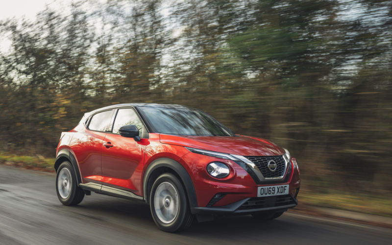 The Nissan Juke Receives Five Star In Safety Test