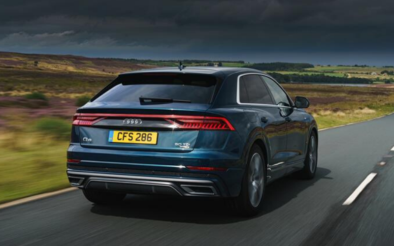 How The Audi Q8 Gets Top Marks After Euro NCAP Safety Tests