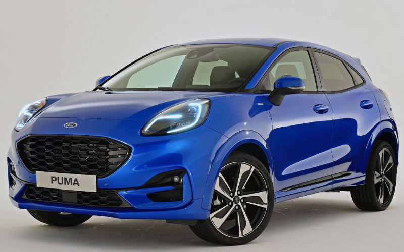The New Ford Puma Receives Five Stars In Latest Euro NCAP Safety Tests