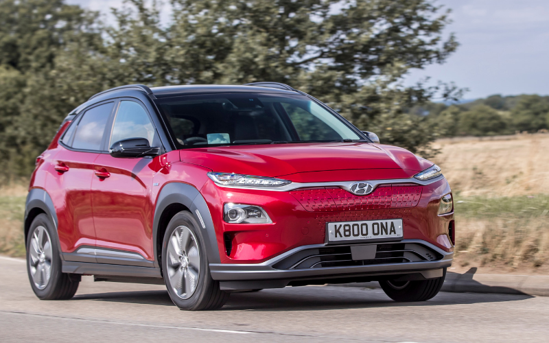 Electric Hyundai Kona Is Named Which? Product of the Year 2019