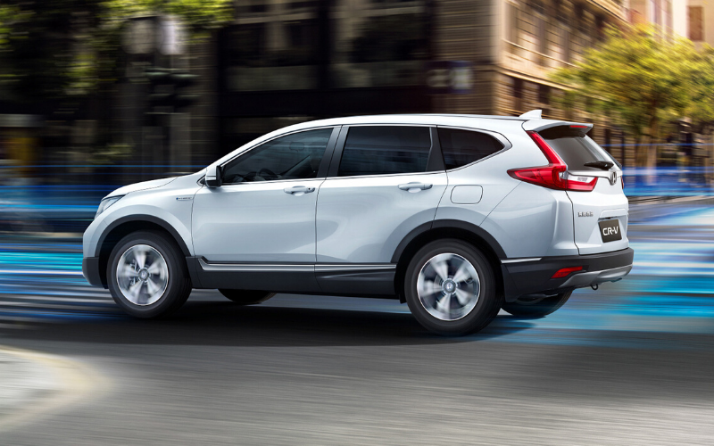The all-new 2020 Honda CR-V Hybrid wins Green SUV of the Year