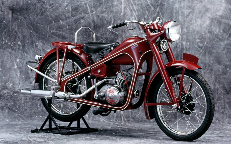 Our New Years Reflection: Honda Has Built Over 400 Million Motorcycles