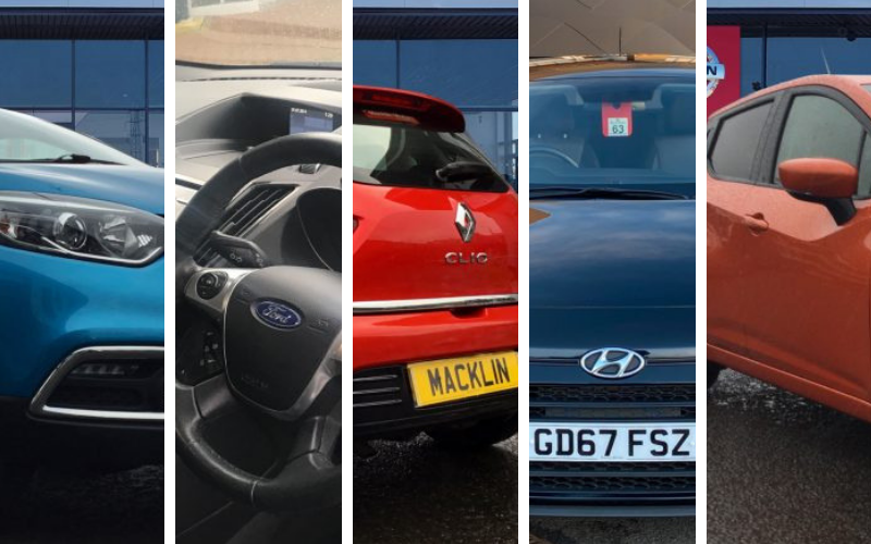 Used Cars Top Picks With Up To £1000 Off