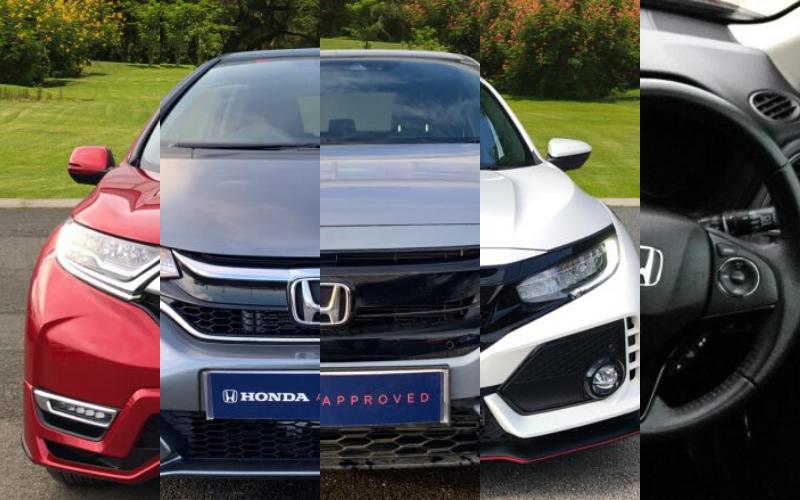 Vertu Honda Top 5 Used Cars This Week
