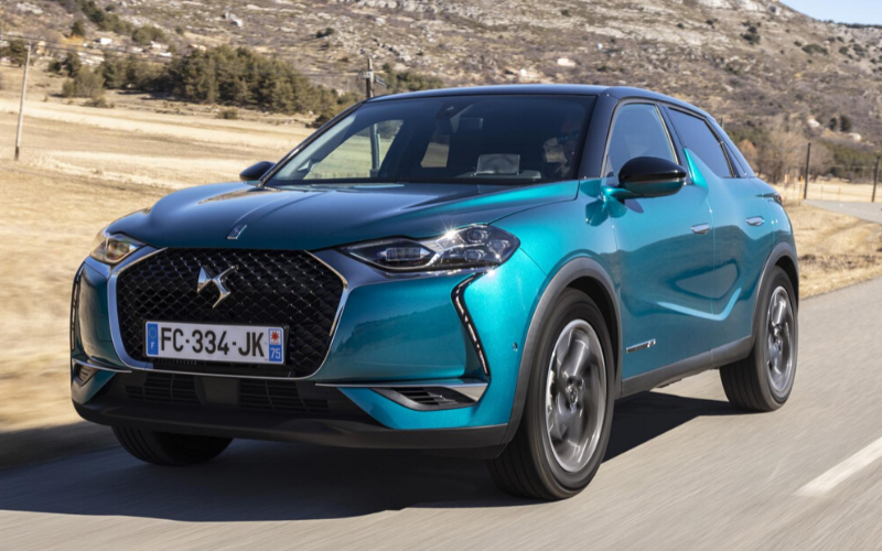 5 Reasons The DS 3 Crossback Is the Perfect Family Car