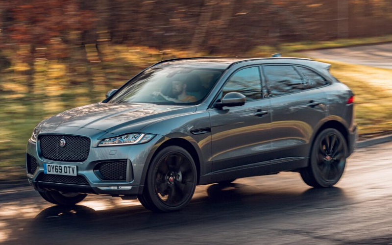 Why The Jaguar F-PACE Chequered Flag Edition Steps Up The SUV Game