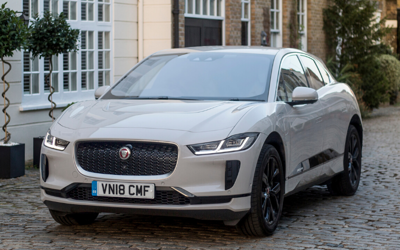 5 Reasons The Jaguar I-PACE Is The Ultimate Electric Vehicle