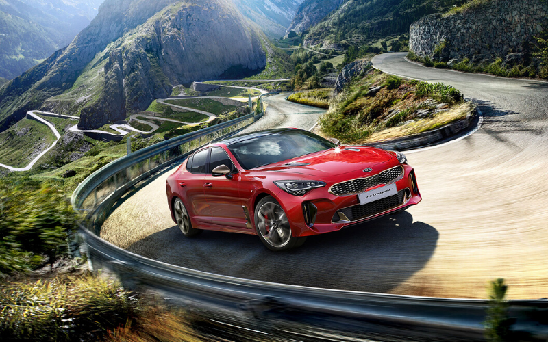 Taking A Closer Look Inside The Kia Stinger