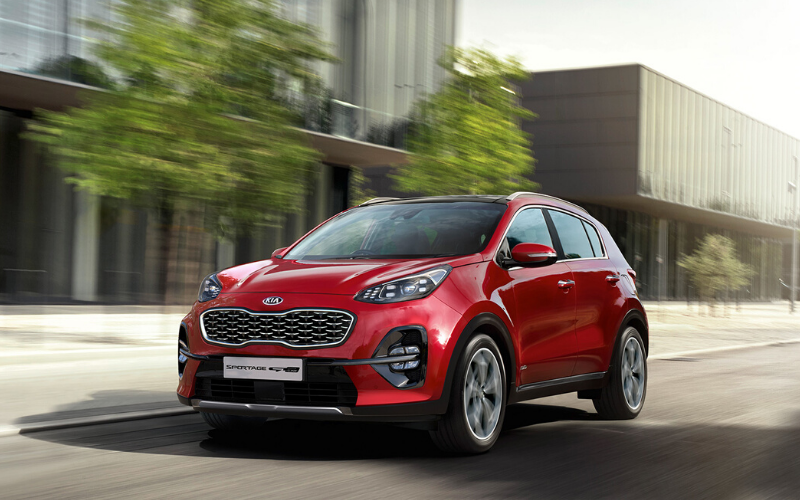 The Kia Sportage Is Now Available As A Mild Hybrid