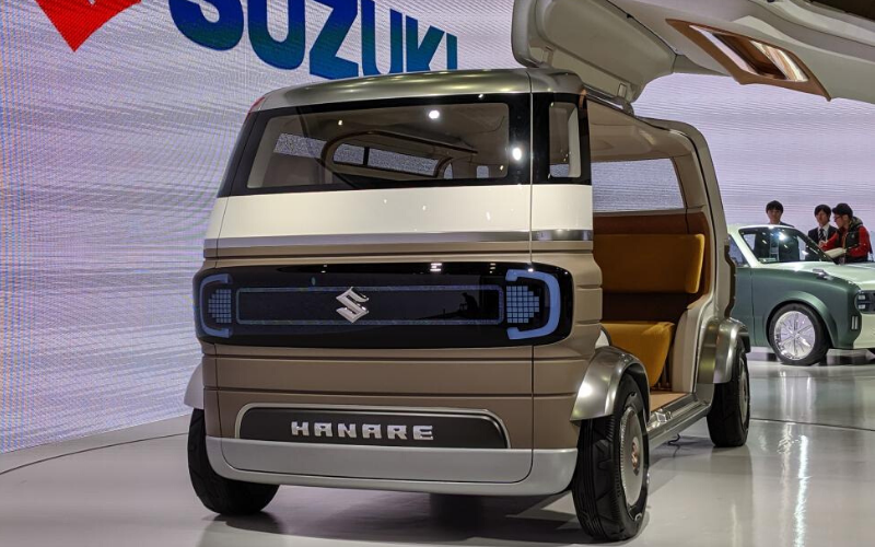 Suzuki's Two Concept Future Cars Take Inspiration From The Past