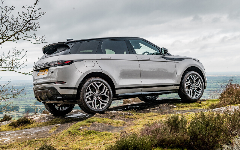The Range Rover That 'Evoques' Style And Confidence