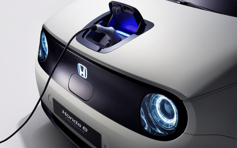 Ahead Of The Upcoming Honda e: Government Doubles Funding For EV Chargers