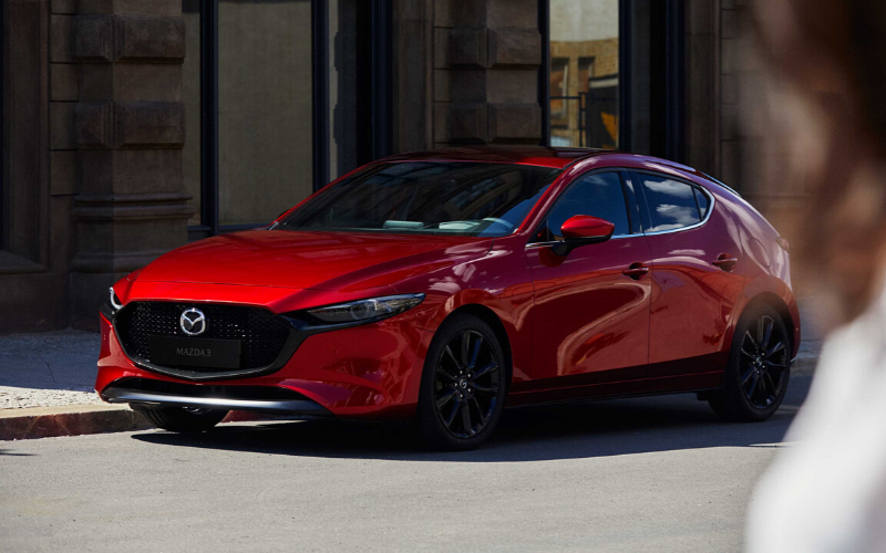5 Reasons Why Bristol Street Motors Loves The All-New Mazda 3