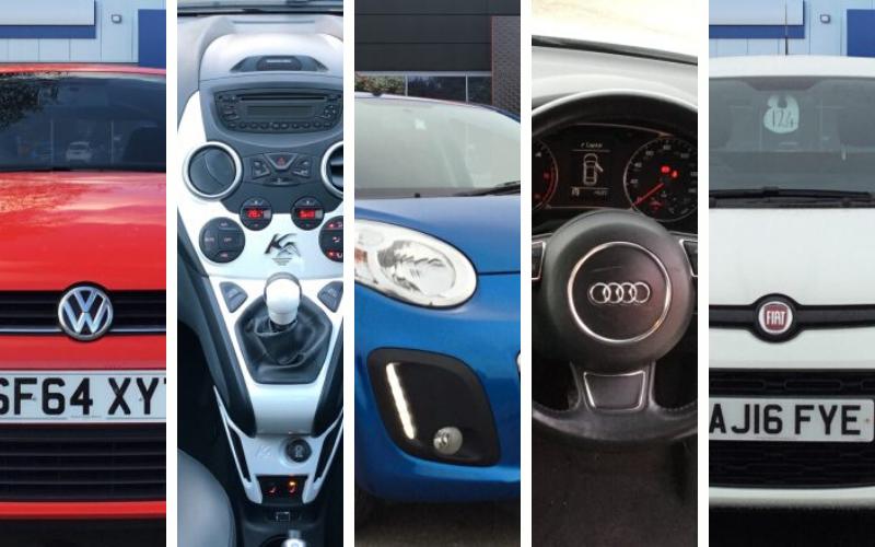 Bristol Street's Used Car Top Picks Under £6K