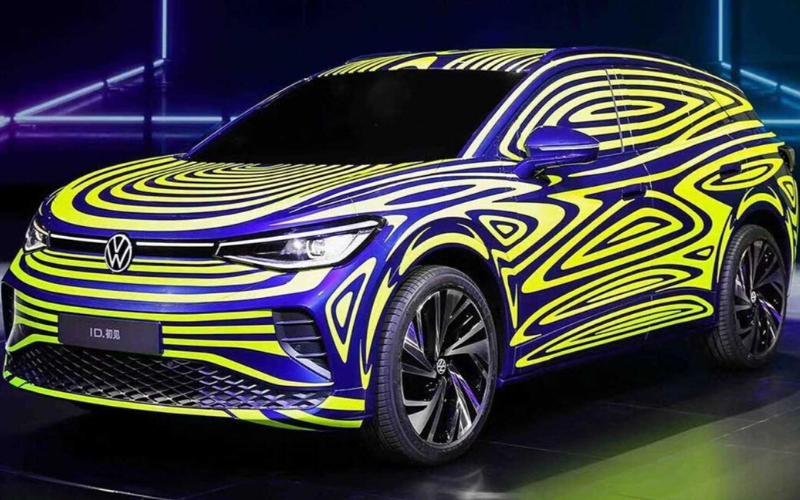 The Volkswagen ID.4 All-Electric Crossover's Debut Pushed Back