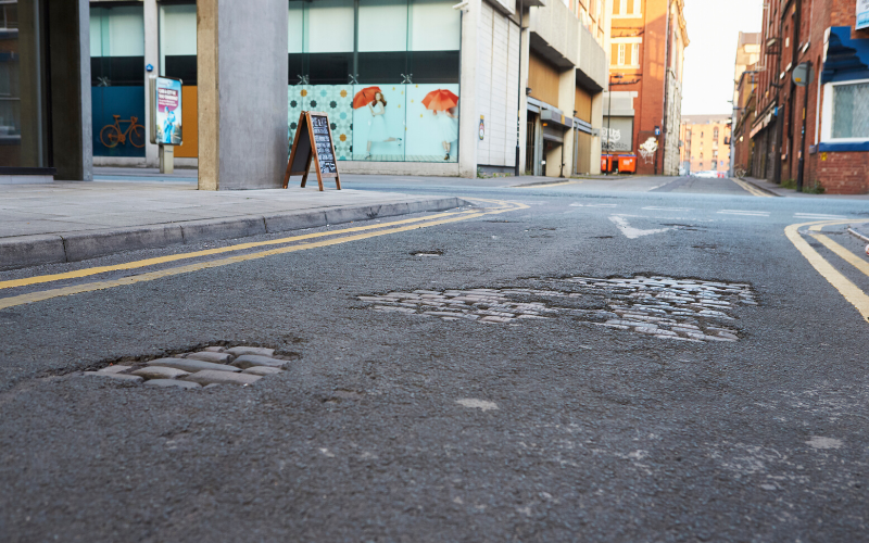 10 Tips For Driving On Roads With Potholes