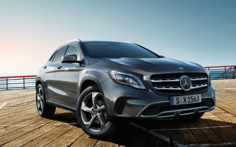 Why The Mercedes-Benz GLA Class Makes A Great Family Car