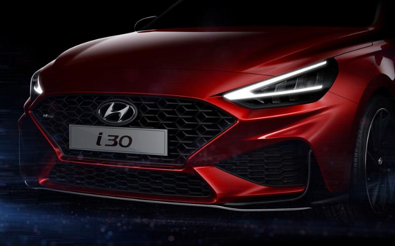 First Look At The New Hyundai i30