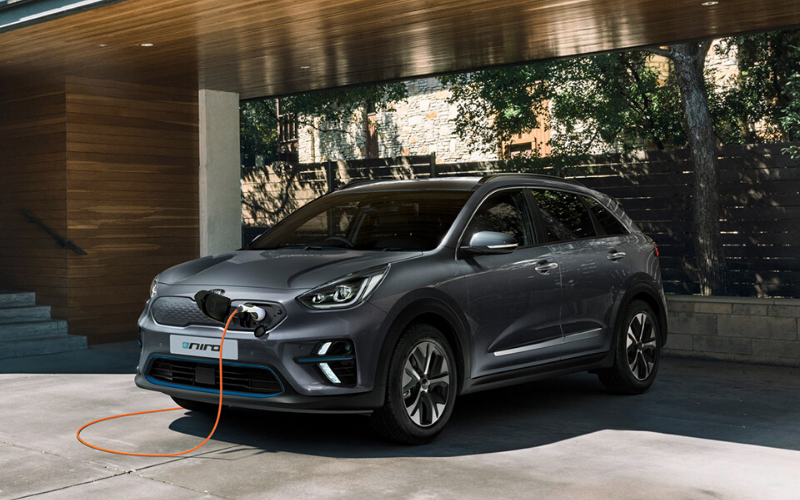 The All-New e-Niro Is Named New Car Of The Year 2020