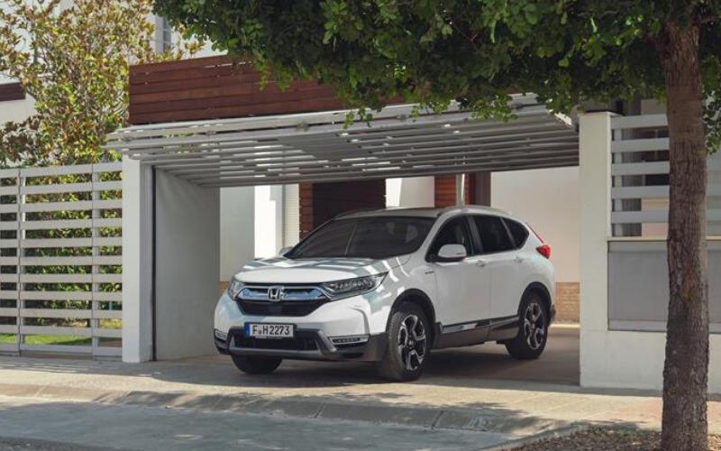 Why The New Honda CR-V Makes A Great Family Car