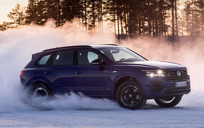 Volkswagen To Introduce Touareg R Plug-In Hybrid At Geneva Motor Show