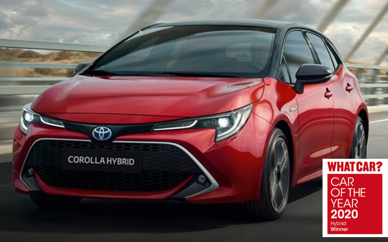 Toyota Corolla Wins 2020 Best Hybrid At The What Car? Awards