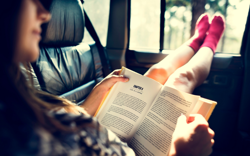 5 Car Books You Should Read