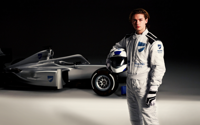 Bristol Street Motors And Macklin Motors Race Ahead With Major F1 Sponsorship