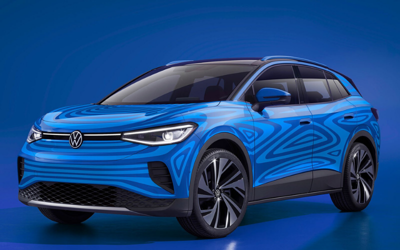 Why The Future's Volkswagen ID.4 Electric SUV Is Something To Be Excited About