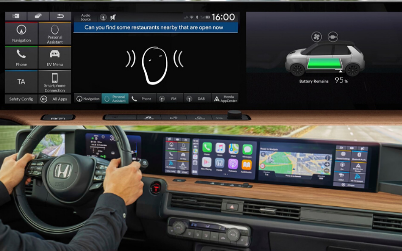 Honda Are To Roll Out Advanced Connectivity Features In All Future Models