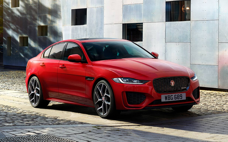 What makes the Jaguar XE special?