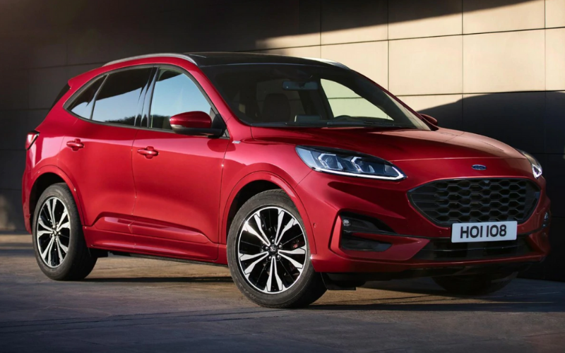 5 Reasons Why The All-New Kuga Is A Great Family Car